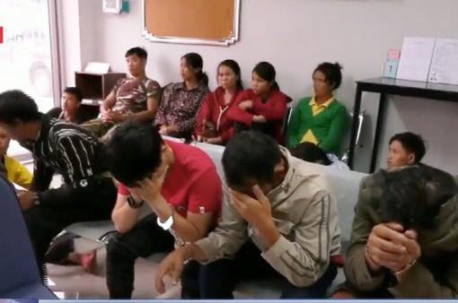Thái Lan phá đường dây buôn người