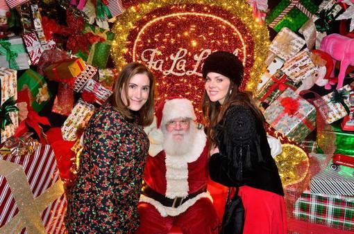 Triển lãm Giáng sinh ảo ở Mỹ
