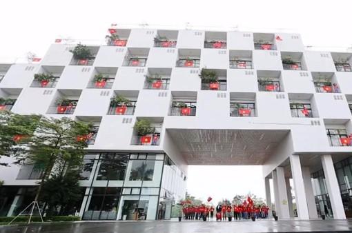 Các cổ động viên đã sẵn sàng tiếp lửa cho ĐT bóng đá Việt Nam