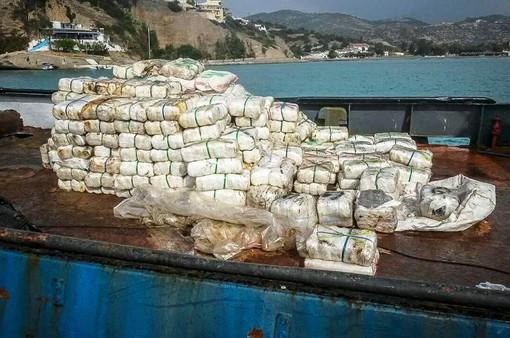 Hy Lạp thu giữ lượng lớn ma túy trị giá hơn 100 triệu USD