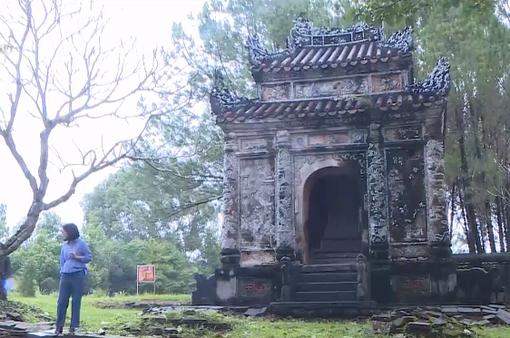 Phát lộ nhiều dấu tích quan trọng tại lăng Đồng Khánh