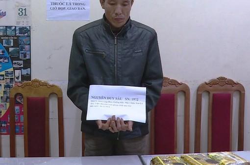 Sơn La: Phá thành công liên tiếp 2 vụ án ma túy lớn