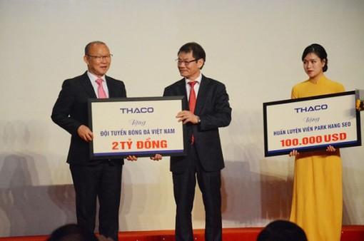 HLV Park Hang-seo dành toàn bộ tiền thưởng cá nhân để làm từ thiện