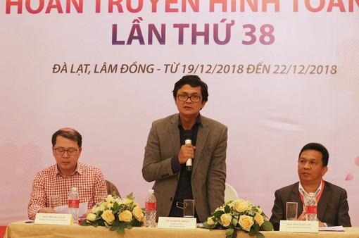 Ban giám khảo LHTHTQ 38 chấm công tâm để chọn ra những tác phẩm xứng đáng
