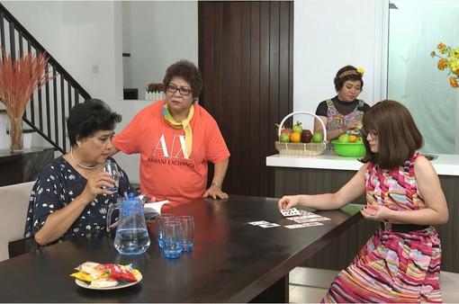 """NSƯT Minh Vượng: """"Thánh"""" sợ ma trong series phim Gia đình 4.0"""