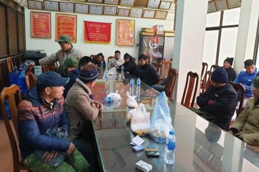 Triệt phá đường dây buôn lậu lớn tại Lạng Sơn