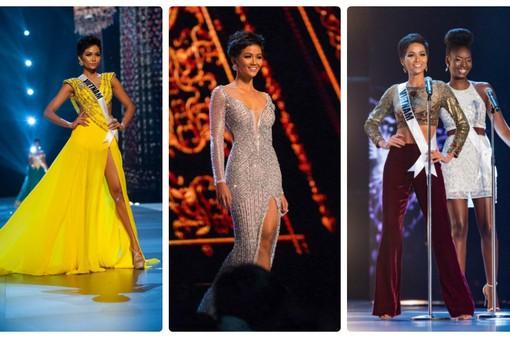 Ngắm những bộ trang phục giúp H'Hen Niê làm nên kỳ tích tại Miss Universe 2018
