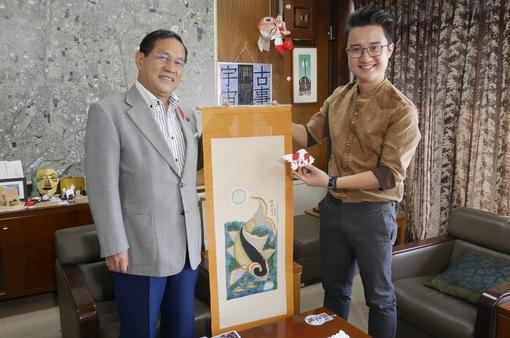"""MC Sơn Lâm: """"Sự khởi nguồn của Nhật Bản"""" là chuyến đi của thời thanh xuân"""