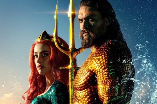 Aquaman có doanh thu cuối tuần trong tháng 12 cao nhất từ trước tới nay
