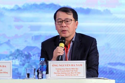 GLTT với ông Nguyễn Hà Nam - Phó Trưởng Ban thường trực BTC LHTHTQ 38 (17h00, 18/12)