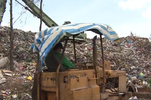 Thu hồi dự án nhà máy rác chậm triển khai gây ô nhiễm