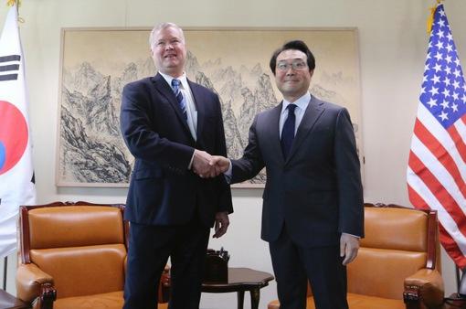 Phái viên Mỹ về Triều Tiên sẽ thăm Seoul