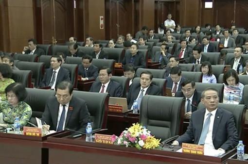 Đà Nẵng bỏ phiếu tín nhiệm lãnh đạo chủ chốt