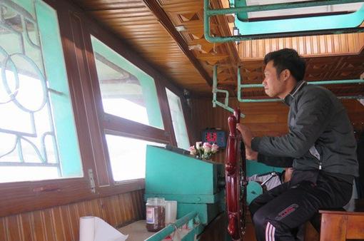 Sát hạch thuyền viên lái tàu bằng bài thi trực tuyến