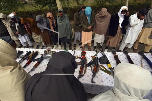 Mỹ đàm phán với lực lượng Taliban