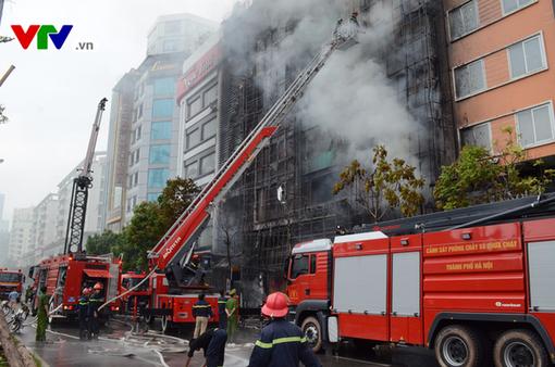 Tổng rà soát khu dân cư có nguy cơ cháy, nổ cao