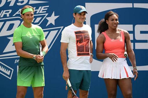 Juventus được ví với Federer, Nadal và Serena Williams