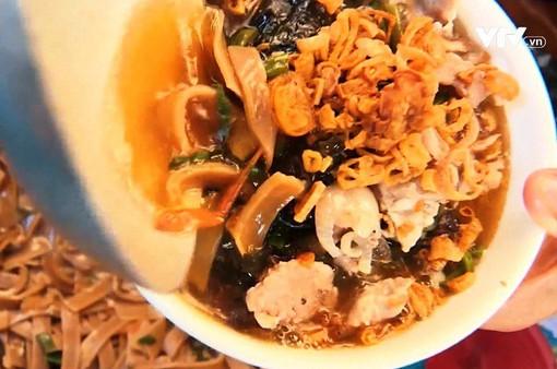 Đa dạng ẩm thực đường phố Hải Phòng