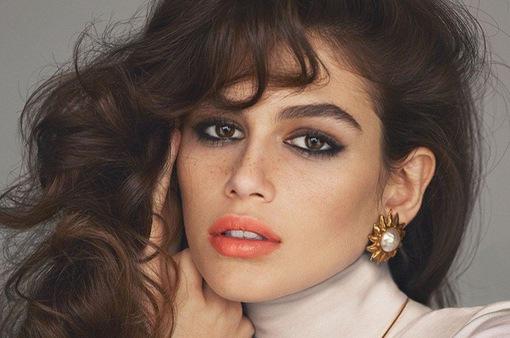 Kaia Gerber xinh đẹp trên tạp chí LOVE