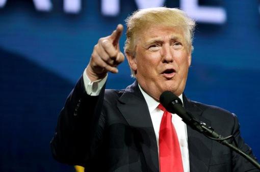 Tổng thống Donald Trump đề xuất ngân sách 2019 là 4.400 tỷ USD