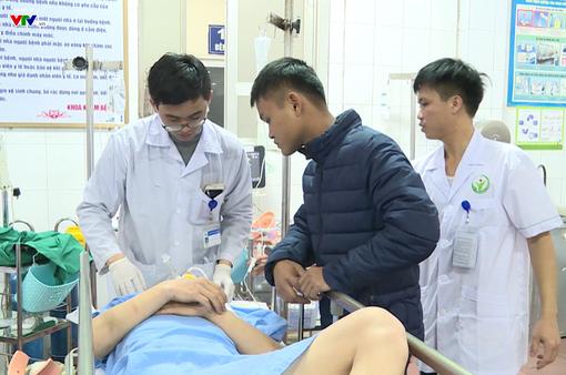 TP.HCM: Hơn 16.000 trường hợp cấp cứu dịp Tết