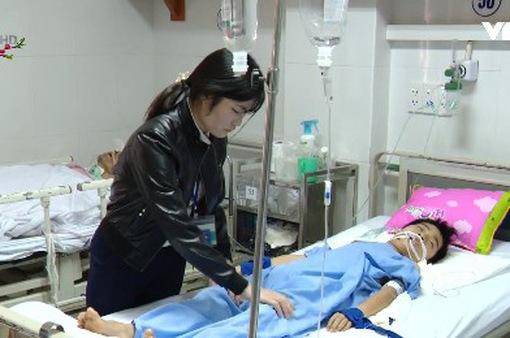 Đau lòng những vụ cấp cứu tai nạn giao thông tại bệnh viện dịp Tết