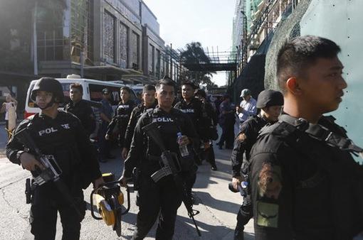 Philippines bắt giữ đối tượng người Ai Cập tình nghi thành viên IS