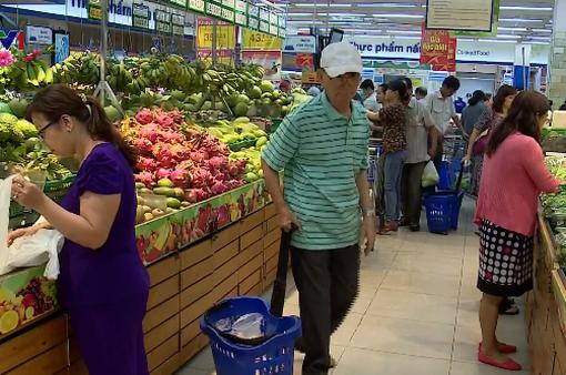Giá thực phẩm tại TP.HCM dịp đầu năm ổn định