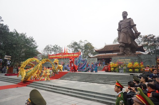 Thủ tướng dự lễ kỷ niệm 229 năm chiến thắng Ngọc Hồi - Đống Đa