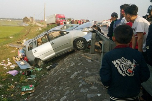 6 ngày nghỉ Tết, 179 người chết, 186 người bị thương vì tai nạn giao thông