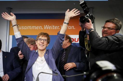 Hé lộ ứng cử viên có khả năng thay Thủ tướng Đức Angela Merkel