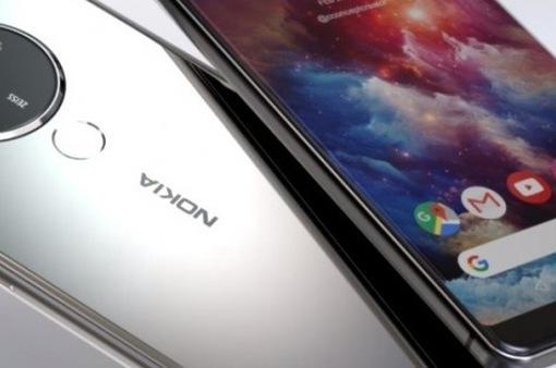 Nokia 8 Pro trang bị Snapdragon 845, camera 5 ống kính chuẩn bị lên kệ?