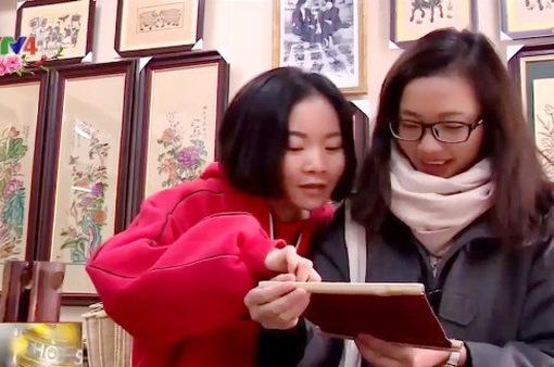 Tranh khắc gỗ Việt Nam - nhịp cầu vươn tới tương lai