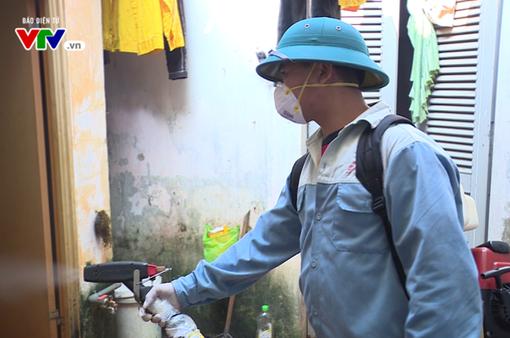 Cả nước vẫn ghi nhận gần 8.400 ca mắc sốt xuất huyết