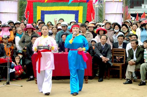 Hô bài chòi - Trò chơi dân gian ngày lễ, Tết tại Nam Trung Bộ