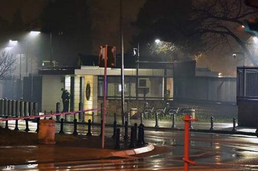 Đại sứ quán Mỹ tại Montenegro bị tấn công