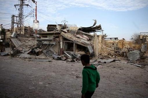 LHQ kêu gọi ngừng bắn ngay lập tức tại Đông Ghouta