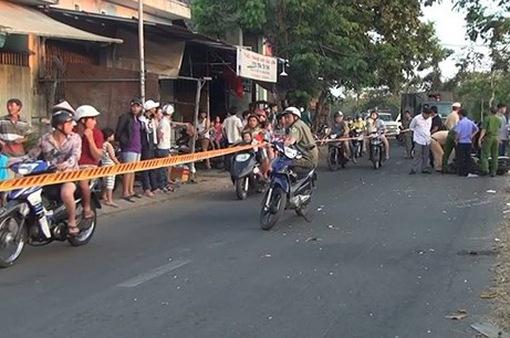 TP.HCM: Nam thanh niên tử vong nghi do ngã xe máy bị taluy cứa cổ