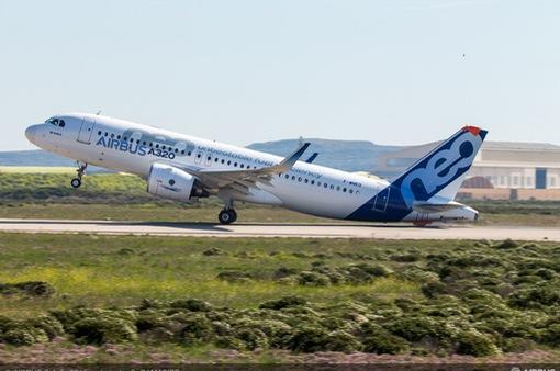 Airbus giao hàng chiếc A320 thứ 8.000