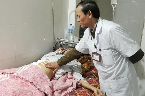 Hà Tĩnh: Phẫu thuật cấp cứu bệnh nhân bị đa chấn thương do tai nạn giao thông