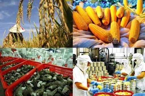 Xuất khẩu nông sản 2 tháng đầu năm 2018 tăng 30%