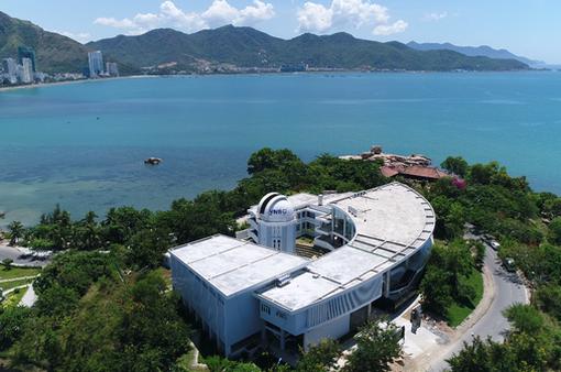 Đưa Đài thiên văn đầu tiên của Việt Nam vào tour du lịch đến Nha Trang