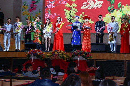 Lễ hội văn hóa mừng Xuân Mậu Tuất 2018 tại Odessa