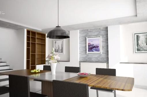 Xu hướng thiết kế không gian nhà đẹp theo phong cách tối giản