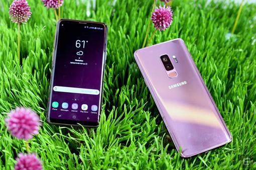 Cận cảnh bộ đôi smartphone Galaxy S9/S9+: Đẹp không tì vết
