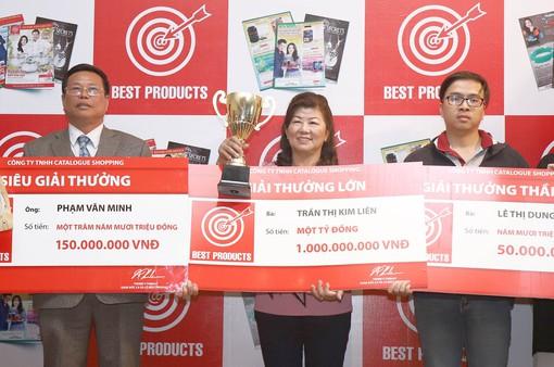 Cận Tết Nguyên đán, 3 khách hàng ở 3 miền trúng các giải thưởng giá trị lớn của Best Products