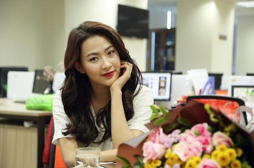 GLTT với nữ diễn viên Minh Trang - nàng Quyên xinh đẹp của Tình khúc Bạch Dương