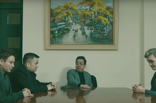"""Ông trùm Phan Quân """"phán xử"""" trong MV mới của Bùi Anh Tuấn"""