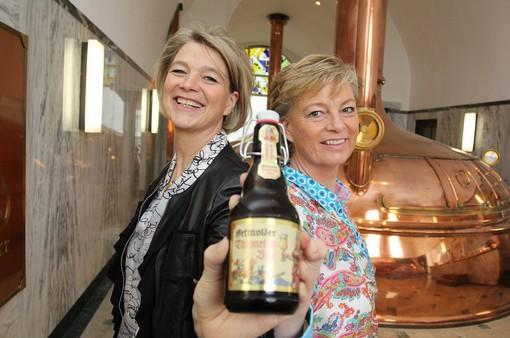 Những người phụ nữ nấu bia nổi tiếng tại Đức
