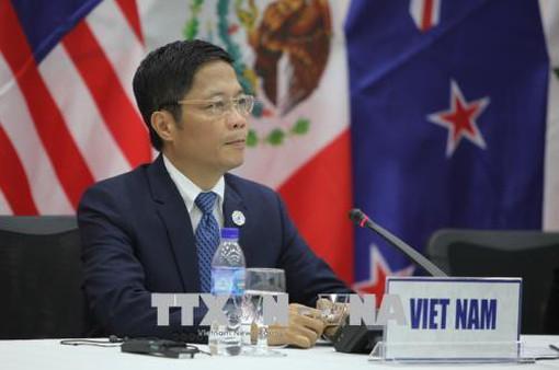 Bộ trưởng Trần Tuấn Anh tiếp Bộ trưởng Thương mại và Công nghiệp bang New South Wales